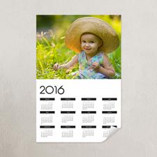 Landscape Photo 11x14 Poster Calendar 2016