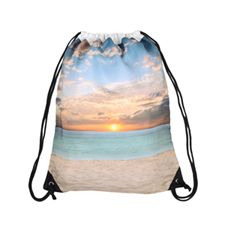 Custom Photography Drawstring Backpack
