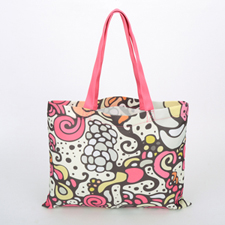 Custom All Over Print Tote Bag, 11X14