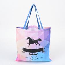 Custom All Over Print Tote Bag, 16