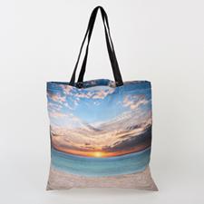 All Over Print Tote Bag 16