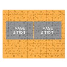 Baby Orange 2 Collage 12x16.5