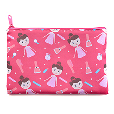 All Over Print Cosmetic Bag, 3.5X6