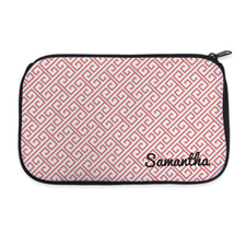 Carol Maze Personalized Neoprene Cosmetic Bag