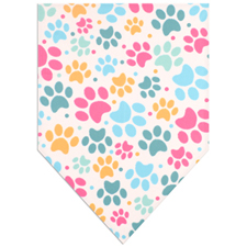 All Over Print Doggie Bandana, Small 14