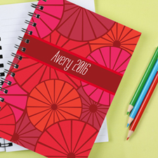 Fan Personalized Notebook