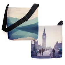 Custom Crossbody Bag, Different Front and Back Design