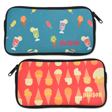 Design your Own All Over Print Neoprene Pencil Case (Custom front & back)
