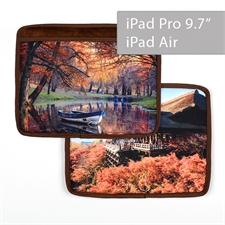 Personalized Gallery Premium Ultra-Plush Padded Sleeve for iPad Air & iPad Pro 9.7
