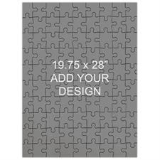 19.75 x 28 Large Wooden Jigsaw Puzzle (Portrait, 247 pieces)