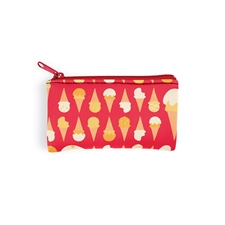 Custom Small 3.5x6 Neoprene Cosmetic Bag (Same Image)