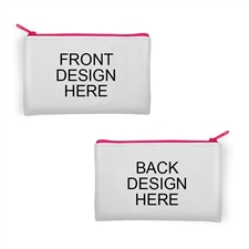 Full Color Print 5x8 Neoprene Cosmetic Bag (Different Images)