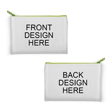 Custom Design 6x9 Neoprene Cosmetic Bag (Different Images)
