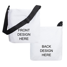 Create Your Own Crossbody Bag, Different Front and Back Design