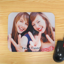 personalized mouse pad made on our custom mousepads maker