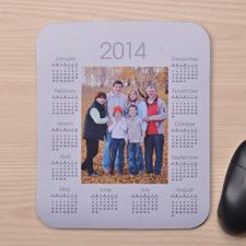 Print Calendar, White