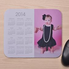 Custom White Calendar