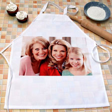 Landscape Photo Personalized Kids Apron
