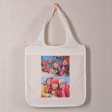 3 Collage Shopping Bag, Classic