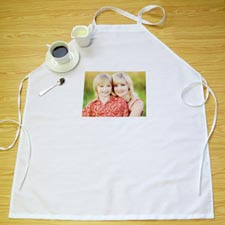 Small Landscape Photo Personalized Adult Apron