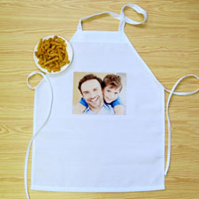 Small Landscape Photo Personalized Kids Apron
