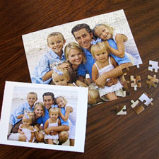 Photo Gallery 12 or 30 or 50 or 100 Piece Puzzle