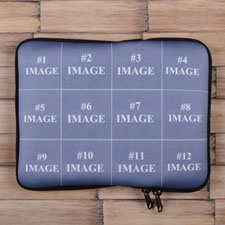 Instagram Twelve Collage Ipad Sleeve