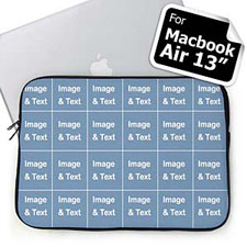 Instagram Twenty Four Collage Macbook Air 13 Sleeve