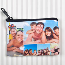 Facebook Five Collage Coin Purse – Same Image