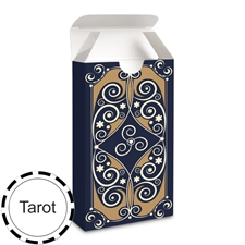Personalized Tuck Box For Tarot Size Playing Cards