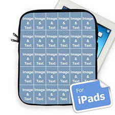 Thirty Collage Ipad Sleeve For Facebook Photos