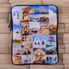 Twenty One Collage Ipad Sleeve For Facebook Photos