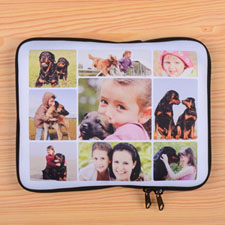 Twenty Collage Ipad Sleeve For Facebook Photos