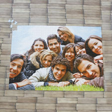 1000 Piece 19.75X28 Inch Personalized Photo Jigsaw Puzzle