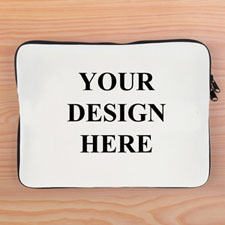 Print Your Design 1 Side Macbook Air11 Sleeve