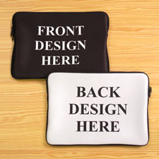 Print Your Design 2 Side Macbook Pro15 Sleeve (2015)