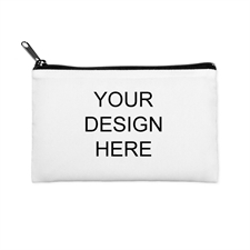Custom Full Color Print Medium (2 Side Same Image) Makeup Bag (5 X 8 Inch)