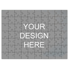 18x24 Print Your Design 70 or 252 or 500 piece Puzzle