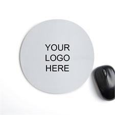 round mouse pad design for printing your photo on