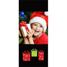 Personalized Gift Of Family Lenticular Bookmark