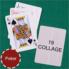 Poker Size Nineteen Collage