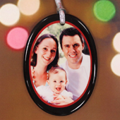 Personalized Joyful And Happy Ornaments