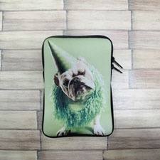Custom iPad Mini Sleeve, Portrait Image
