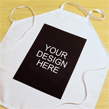 Custom Imprint Personalized Adult Apron