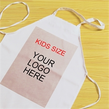 Promotional Portrait Kids Apron