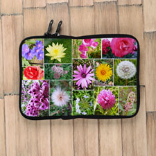 Facebook Fourteen Collage Ipad Mini Sleeve