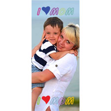 Personalized Mother's Day Customize Lenticular Bookmark