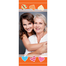 Personalized Sweet Love Lenticular Bookmark