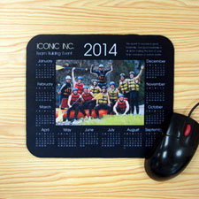 Black Photo Calendar
