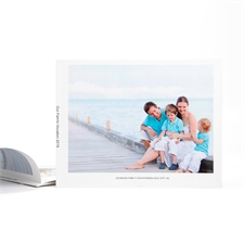Create Your 7X9 Custom Soft Cover Photo Book